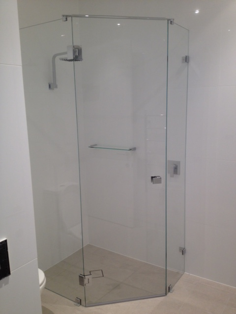 Shower Screens Gallery