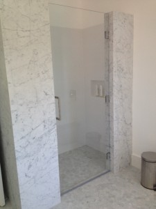 10mm shower door