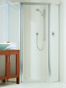 Framed Shower screen